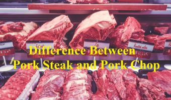 Difference Between Pork Steak and Pork Chop