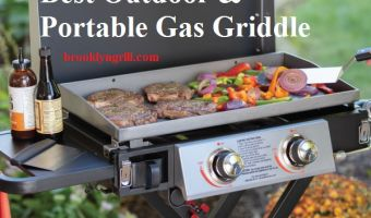 best outdoor gas griddle