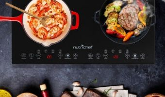 Nutrichef Induction Cooktop