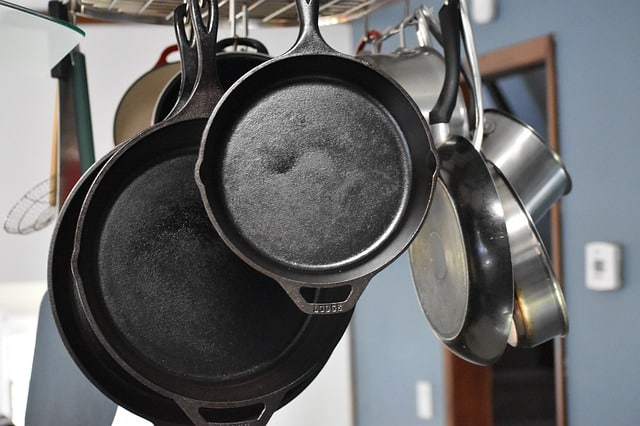 can you use cast iron on induction stove