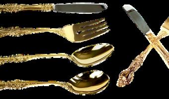 Best Gold Flatware